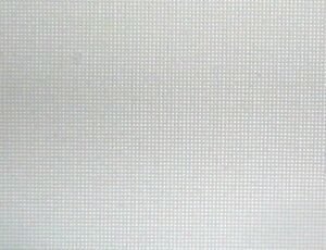 DMC Interlock 12 count White Blank Needlepoint Canvas priced per 1/4 Yard
