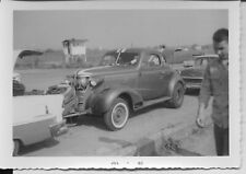 Vintage NHRA Drag Racing-1938 Chevy Coupe B/Gas -Connecticut Dragway-Original