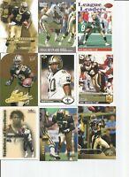 1970-2004 FOOTBALL NEW ORLEANS SAINTS 225+ CARD LOT