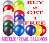 20 Latex PLAIN BALOONS BALLONS helium BALLOONS Quality Party Birthday Wedding*