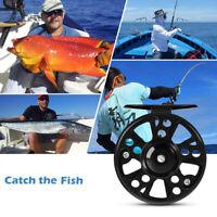 Fly Reel 74mm/84mm/94mm Aluminium Alloy CNC Drag Fly Fishing Reel