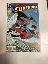 Superboy 1994) # 9 ( NM)  1st Appearance King Shark   Movie Suicide Squad 2