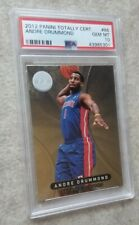 2012 PSA 10 Totally Certified Andre Drummond ROOKIE RC #86 GEM MINT💎💎