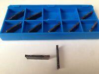 1 X ISCAR DGR 2002Z-4D IC908 Cut Off Carbide Inserts New Cnc Lathe DGFH 2mm