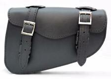 Borsa laterale in cuoio Lato DESTRA Sportster iron forty nighster V-rod Night