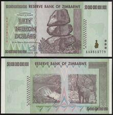 [22112] - ZIMBABWE 50 TRILLION BANKNOTE TRILLIONEN UNC / unzirkuliert/bankfrisch