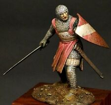 Figurino 54mm TARTAR MINIATURES tr54-59 German knight