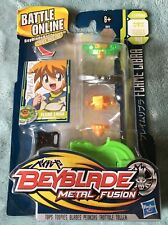 Beyblade Hasbro Metal Fusion Flame Libra BB48 T125ES 2010 Sealed SEE DESCRIPTION