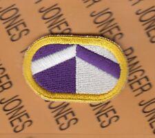 USACAPOC 360th Civil Affairs Brigade Airborne para oval patch c/e