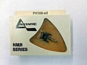 PHILLIPS D-401 MK III /GP401 III PHONO NEEDLE IN ASTATIC PH108-ED PKG., NOS