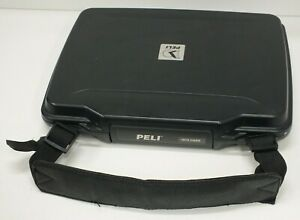 """Peli 1075 Black - 10"""" iPad / 10"""" Android Tablet Case Rugged High Strength"""
