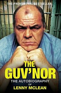 The Guv'nor, Lenny McLean, New Book