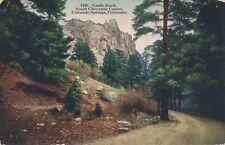 COLORADO SPRINGS CO – South Cheyenne Canon Castle Rock Canyon