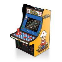 New OPEN/DISTRESS BOX! MY ARCADE BurgerTime Micro Player Retro Arcade Handheld V