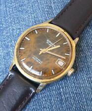 Vintage GIROXA Deluxe Swiss Made 17 Jewel Manual Wind Watch