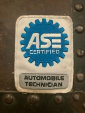ASE Certified Patch Automobile Technician