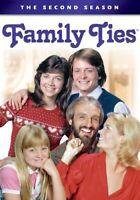 FAMILY TIES - THE SECOND SEASON (KEEPCASE) (DVD)