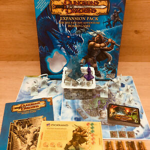 Dungeons & Dragons Boardgame Eternal Winter Expansion Parker 2003 Boxed!