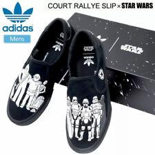 Adidas X Star Wars Court Royale Men's Athletic Sneaker Black Trainers Skate Shoe