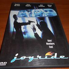 Joyride (DVD, 2001) Tobey Maguire, Benicio Del Toro Used Joy Ride