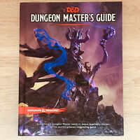 Dungeon Master's Guide Core Rule Book Hardback Wizards Of The Coast 2014