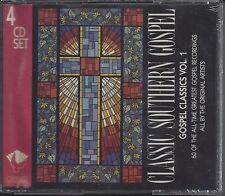 "VARIOUS ARTISTS  ""Classic Southern Gospel Vol.1""  NEW 4 CD SET  1 of last 2 !!!"