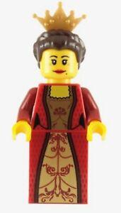 LEGO Queen Minifigure Castle Kindoms NEW