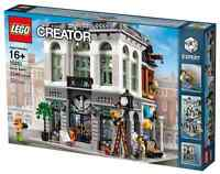 LEGO Creator Exclusive 10251 Brick Bank Brand-New In Box Sealed