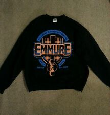 Emmure All I Want Cold Soul Sweatshirt Mens Large FAST SHIPPING
