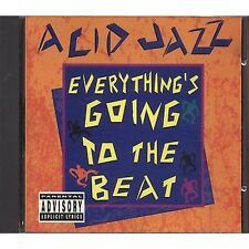 Acid Jazz - Everything's Going to the beat - CD 1993 NEAR MINT CONDITION