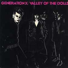 """GENERATION X """"VALLEY OF THE DOLLS"""" ORIG UK 1979"""