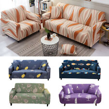 Elastic Stretch Sofa Cover 1/2/3/4 Seater Sofa Couch Covers for Universal Sofa