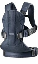 BabyBjorn Baby Carrier One Air - Navy Blue