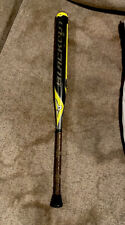 New listing 2013 Mizuno Blackout End Load 34in 26.5oz Slowpitch Softball Bat Model 340271