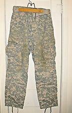 Trousers Army Combat Uniform & Belt SPM1C1-11-D-F509 USA Made Med Long