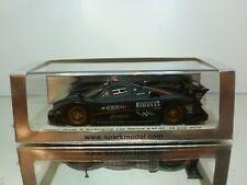 SPARK PAGANI ZONDA R NURBURGRING LAP RECORD CAR 2010 - 1:43 - EXCELLENT IN BOX