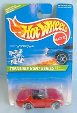 2995 HOT WHEELS / CARTE US / TREASURE HUNT 1995 / DODGE VIPER SRT 10 1/64