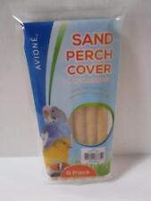 Bird sand perch covers 6pk 10mm x 190mm B6735 TRIMS CLEAN BIRDS NAILS