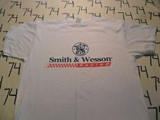 Large- Smith & Wesson Racing American Shooters Gun Club T- Shirt