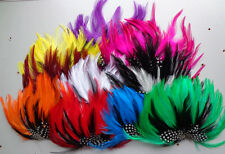 Free Shipping 1-10pcs Natural Pad-Low Feather For Craft,Select color