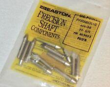 Easton A/C/C-39 Parabolic Points 70gr-Target Archery-Aluminum/Carbon Arrows