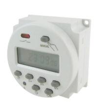 Temporizzatore interruttore del rele'  DC 12V LCD Digitale programmabile 16 S2W3
