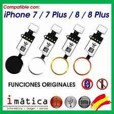 BOTON HOME PARA IPHONE 7 / 7 PLUS / 8 / 8 PLUS FLEX MENU FUNCIONES ORIGINALES V3