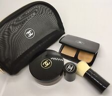 Chanel beauty kosmetik make up reise Tasche Travel Bag pochette Schminktasche