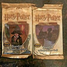 Harry Potter Trading Card Game Base Set Booster  (2) Unopened Pack's