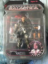 "Battlestar Galactica Louanne ""Kat"" Katherine Action Figure Unopened New"
