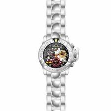 Invicta 24506 Women's Disney Subaqua Noma II Skeleton Dial Steel Bracelet Chrono