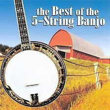 FREE US SHIP. on ANY 3+ CDs! NEW CD Best of the 5-String Banjo: Best of the 5-St