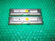 512MB KINGSTON PC1066 ECC RIMM RAMBUS RDRAM (2x 256MB)