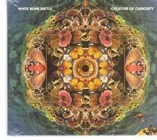 (DM105) White Bone Rattle, Creature Of Curiosity - sealed CD